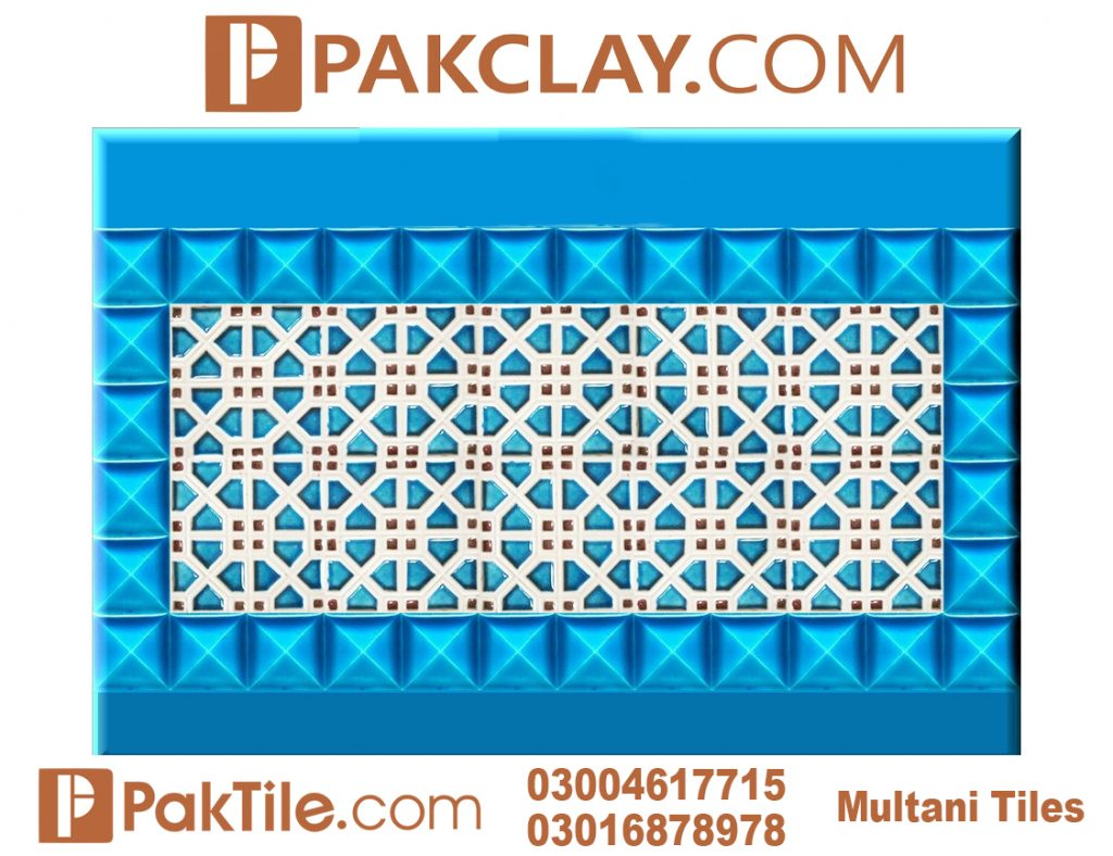 Blue Pak Clay Multani Tiles Price