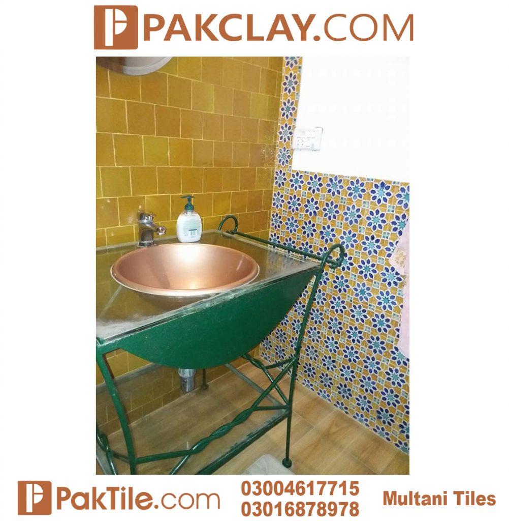 Blue Multani Tiles For Walls