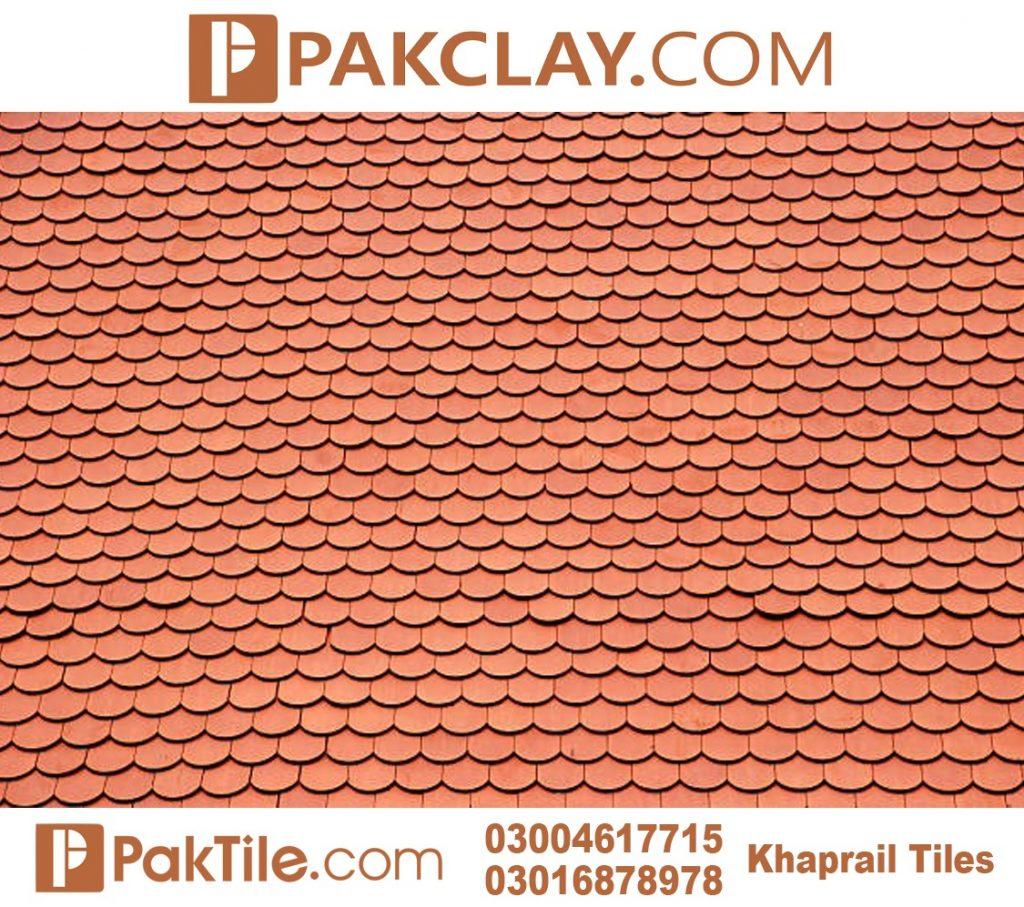 Flat Clay Khaprail Design in Pakistan