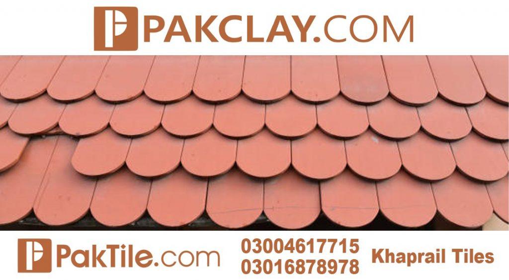 Flat Terracotta Khaprail Design in Pakistan