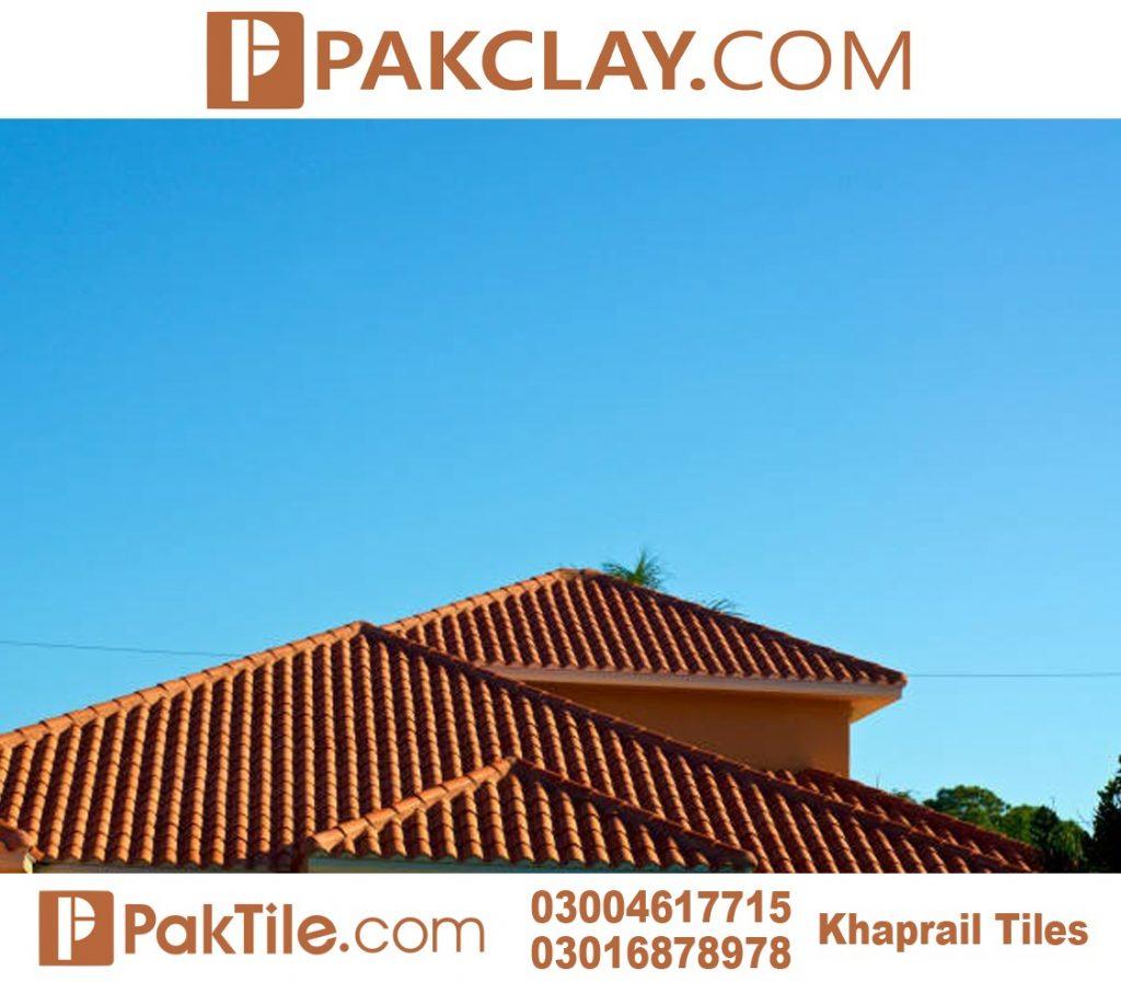 Roof Khaprail Design in Pakistan