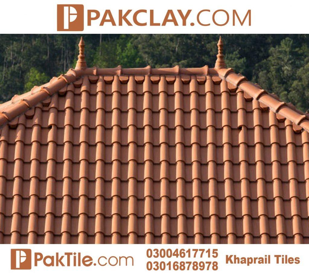 Roofing Khaprail Design in Pakistan