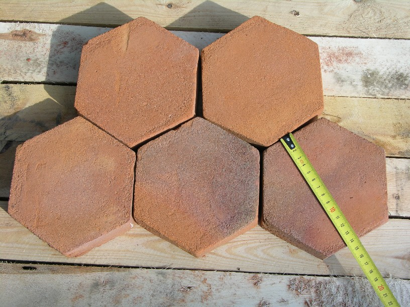 Hexagon Tiles 6 215 6 Pak Clay Tile Pakistan