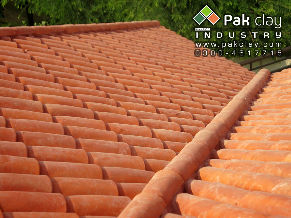 Barrel Murlee Khaprail Tiles 9 Pak Clay Tile Pakistan
