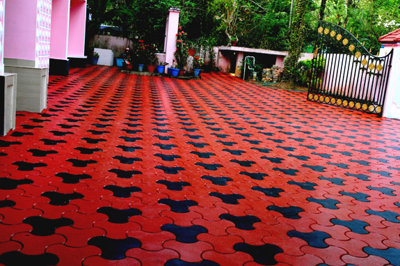 Precast Pavers Tiles